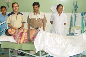 LPS BBB Hospital visit