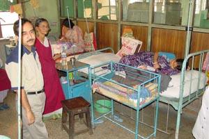 BBB Hospital maternity ward