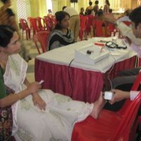Mother and Child Health Awareness Camp - 2017